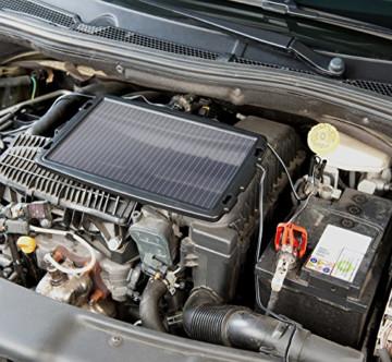 Solar-Ladegerät für Autobatterien Test, Wie lange um die Batterie zu laden?