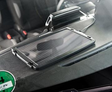 Solar Batterieladegerät nutzen