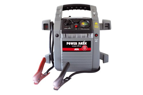 APA 16524 Power Pack - Starthilfe 1500A (12V) und 900A (24V) -