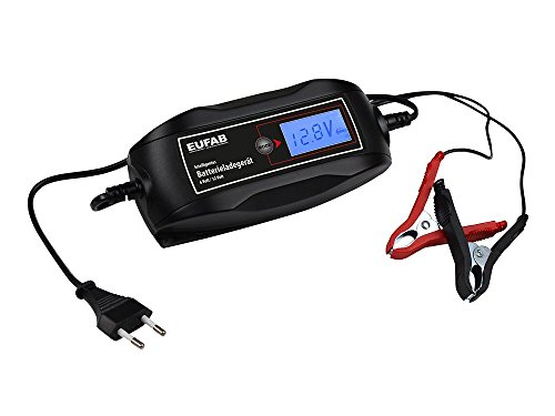 EUFAB 16615 Batterieladegerät 6/12V 4A -